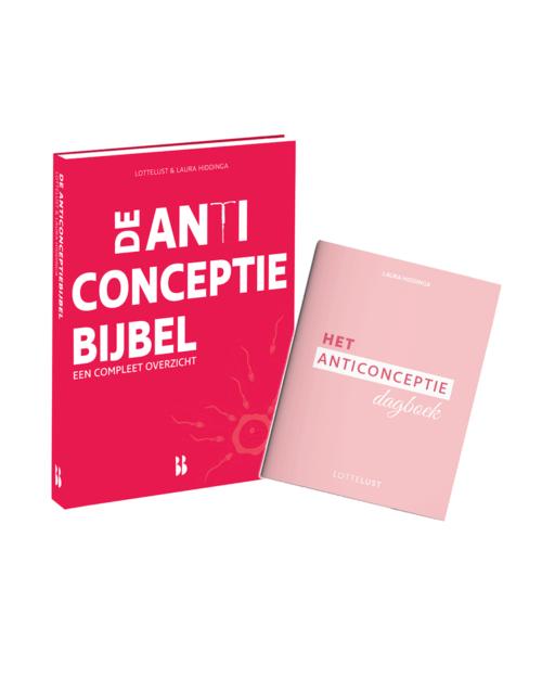 Anticonceptiebijbel-dagboek-menstruatiecyclus-lottelust